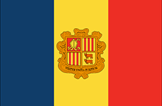SMS gateway for Andorra