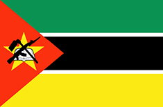 SMS gateway for Mozambique