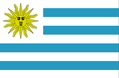 SMS gateway for Uruguay